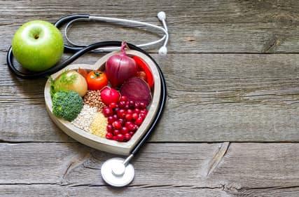 Gesundheit durch pflanzliche Ernährung