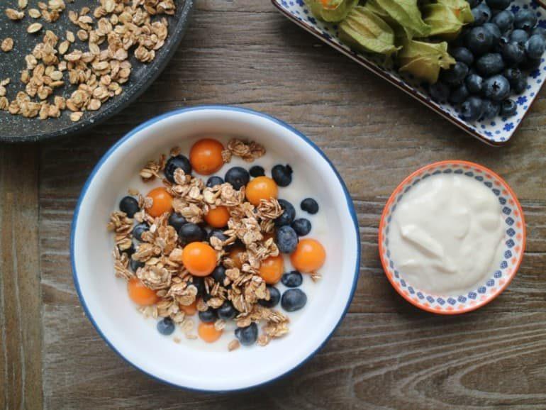 Joghurt Crunch