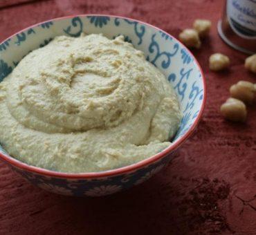 Blitz-Hummus (Schnelles Hummus)