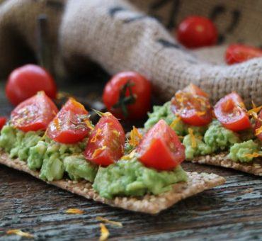 Guacamole - der gesunde Brotaufstrich