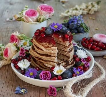 Kokos-Pancakes