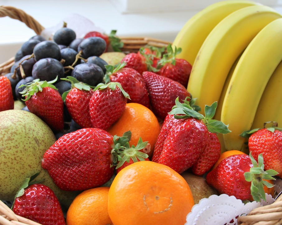 Vorteile von Erdbeeren zur Gewichtsreduktion
